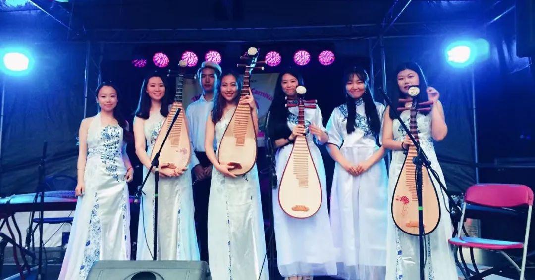 跑动英伦讲座 | 经典中国民乐迸发新活力:线上民乐分享会