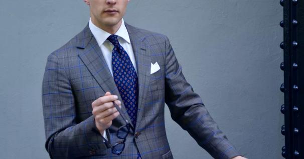 跑动英伦讲座|如何将西装穿得高级时髦有排面