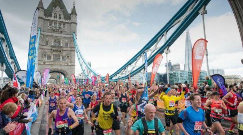 伦敦马拉松 • 全指南
