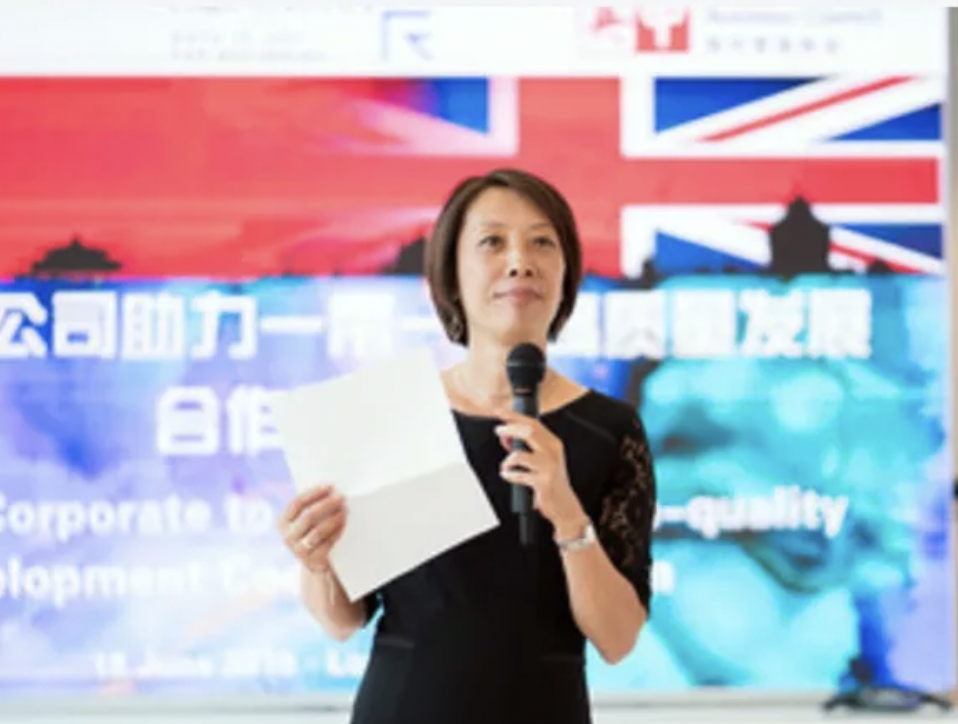 跑动英伦俱乐部会员专访|Grace Shi|坦然面对生活的跌宕起伏