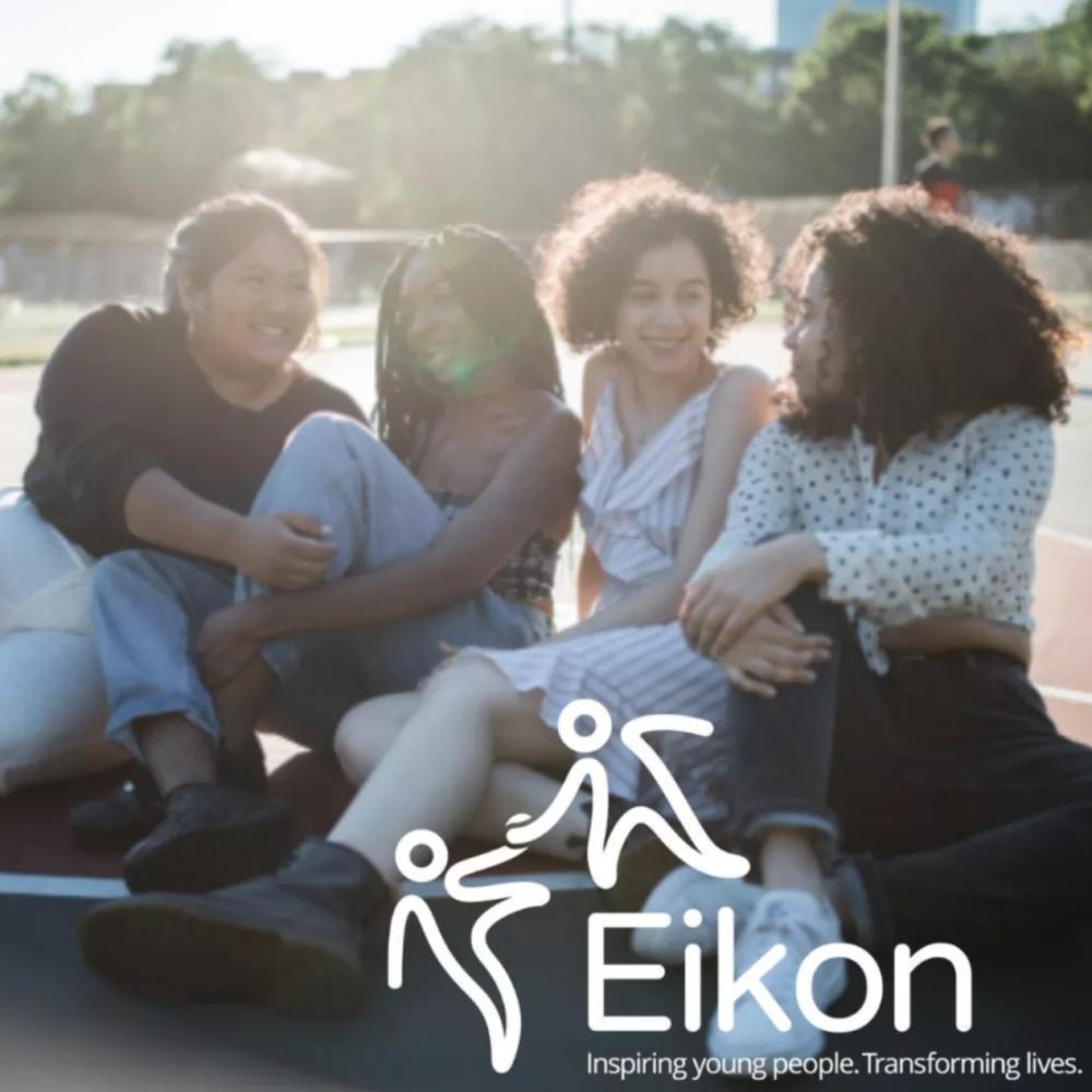 慈善部   Eikon:改变生活,从启发儿童和年轻人做起