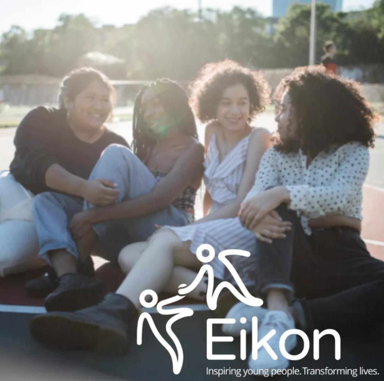 慈善部 | Eikon:改变生活,从启发儿童和年轻人做起